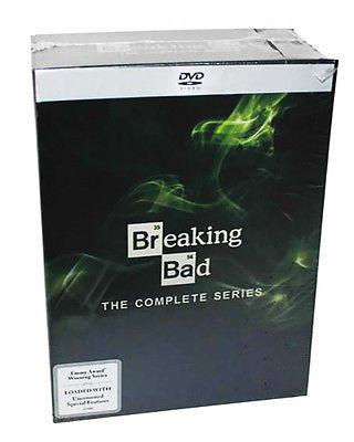 Breaking bad the complete series on DVD