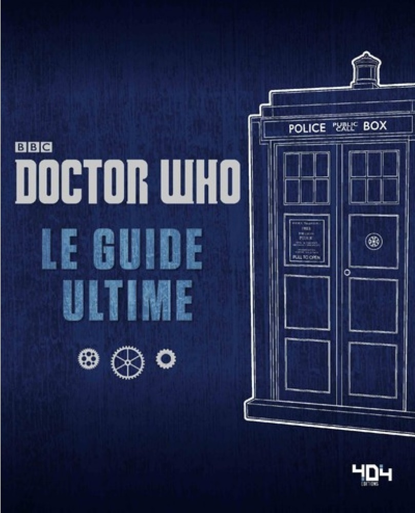 Docteur Who, le guide ultime