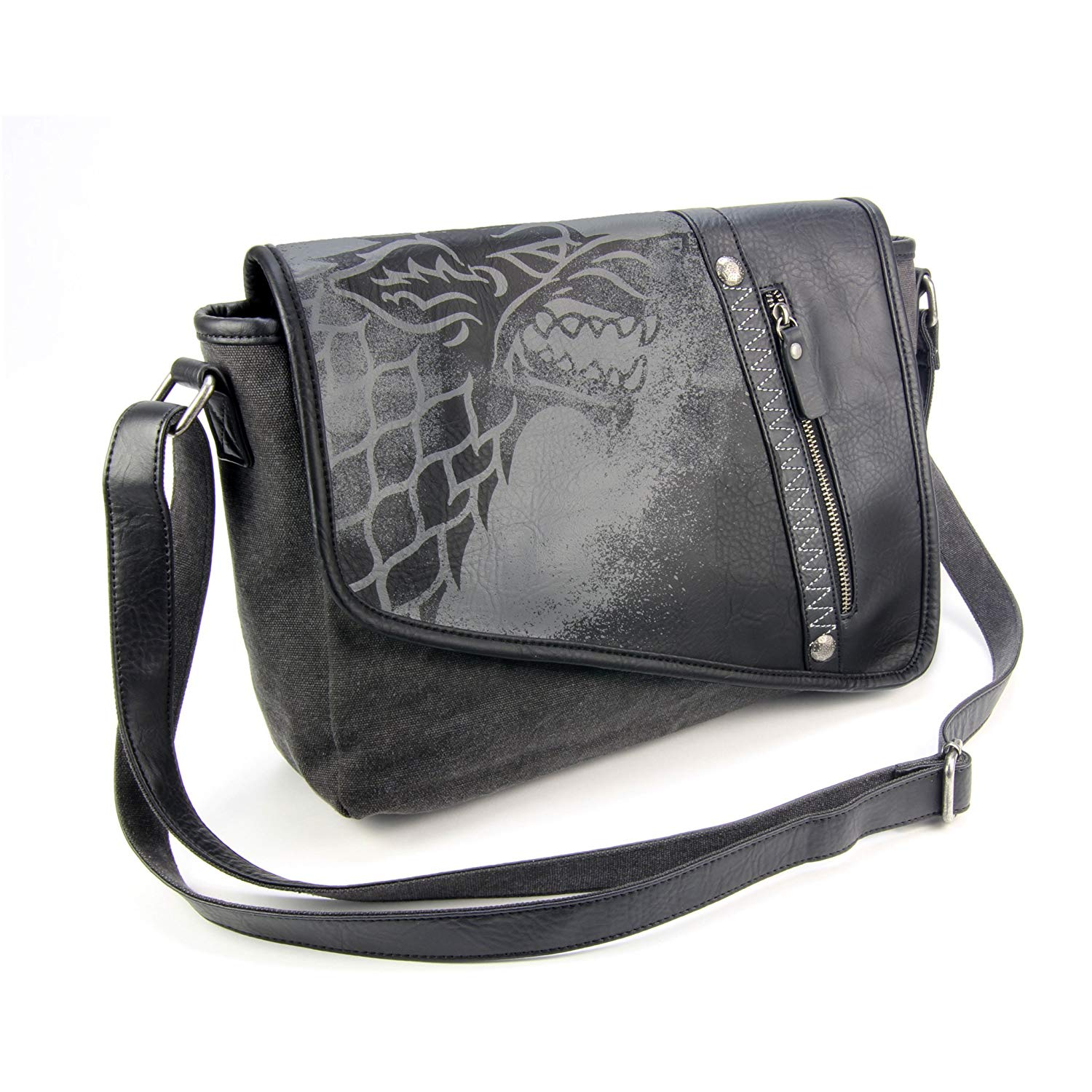 Le sac du messager des Stark dans Game of Thrones