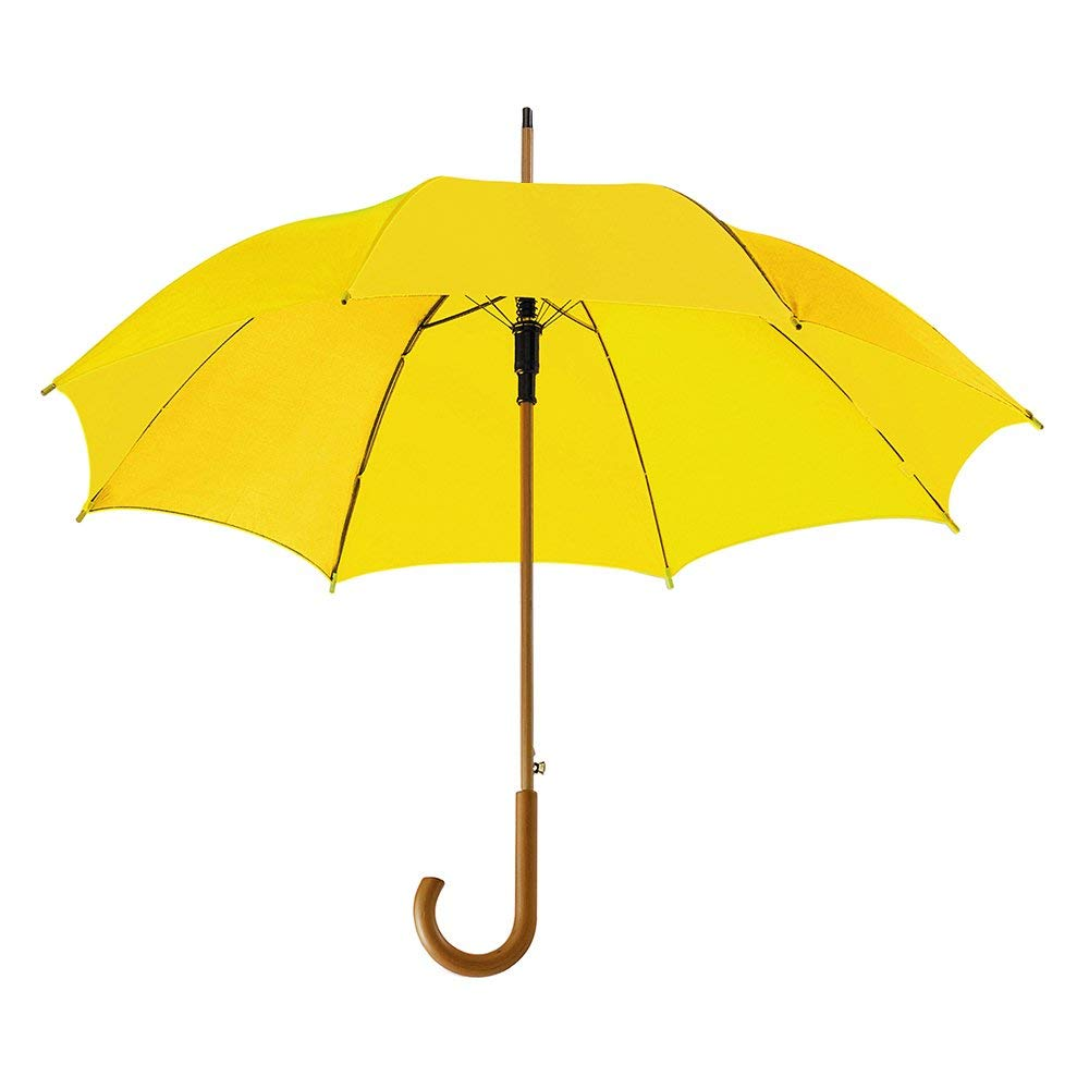 Parapluie jaune dans How I Met Your Mother