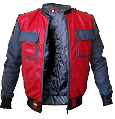 The Marty's jacket from Back to the future