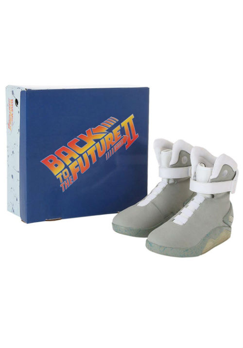 Marty's shoes from Back to the future