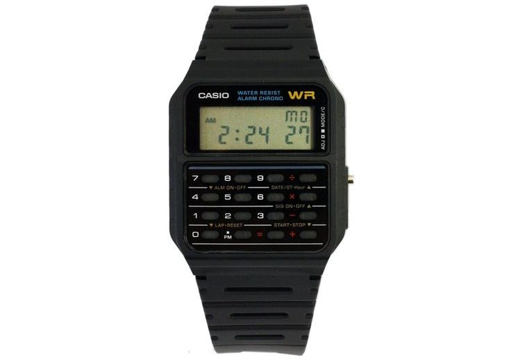 The Marty McFly watch